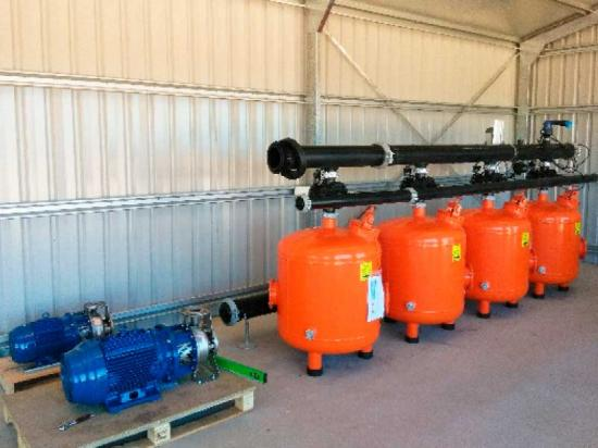 Irrigation & Filtration Solutions