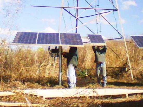 Solar & Remote - Water Supply